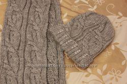 комплект шапка и шарф Blumarine