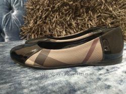 шикарные туфли Burberry