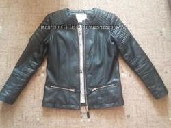 Куртка кожзам, качество как натуральная кожа
