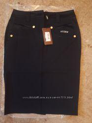 Стильная юбка-карандаш итальянского бренда SOCIETA