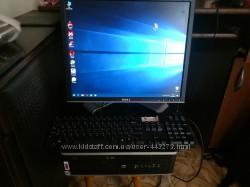 4 ядерный HP compaq pro 6305