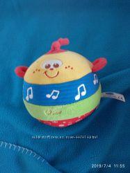 Игрушка мяч музыкальный chicco