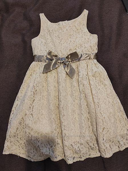 Платье hm 6 лет