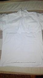 нарядная футболка дев 9-11 лет в школу Турция