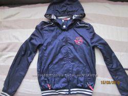 куртка ветровка H&M демисезон на 9-12 лет