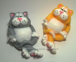 Мыло мыльное Коты