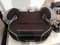 Автокресло бустер Welldon Penguin Pad 22-36 кг