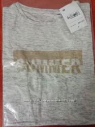 Новые футболочки pазмеры 128 и 134 Германия и Англия