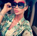 Солнцезащитные очки Gucci квадрат