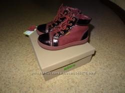 Ботинки для девочки Lasocki 27 р натуральная кожа