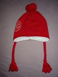 Зимняя шапка для девочки reima 48 см