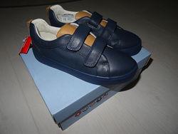 Кожаные кроссовки Clarks 12.5 G р.31