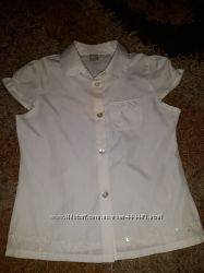 Красивая блуза в школу