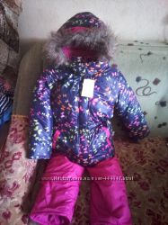 Детские зимние термо-комбинезоны фирмы Есто-Малыш
