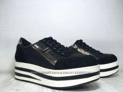 Кріпера-кросівки на високій підошві 36-41