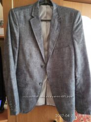 Пиджак на подростка, выпускной, р46.