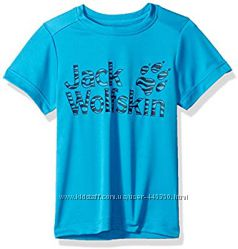 Красивая футболочка jack wolfskin Оригинал из США