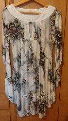 Платье нарядное Lasagrada р. 44-46 рукав летучая мышь