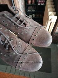 Осенние туфли Vero Cuoio