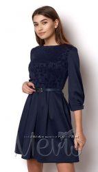 Нарядные подростковые платья 146