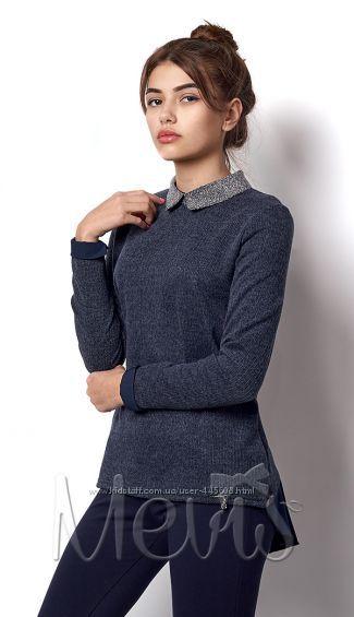 Нарядная кофточка-блузка