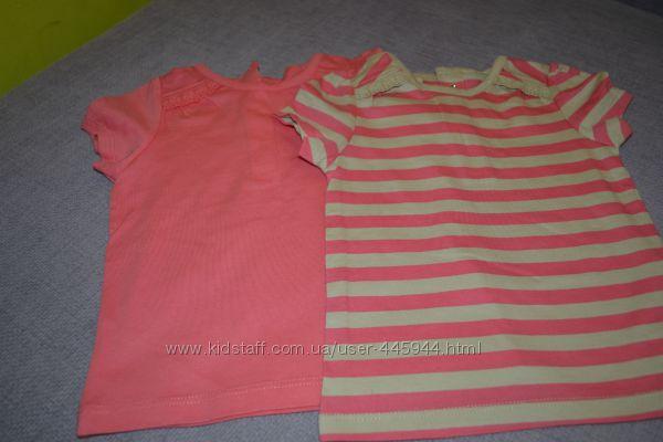 Mothercare 9-12 m футболки