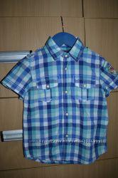 H&M рубашка 4-5л