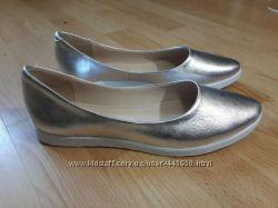 Эксклюзивная, дизайнерская обувь на весну, лето. Балетки, 33-41 р