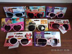 Детские очки фрозен Минни Маус принцессы Миньены щенячий патруль  Авалор
