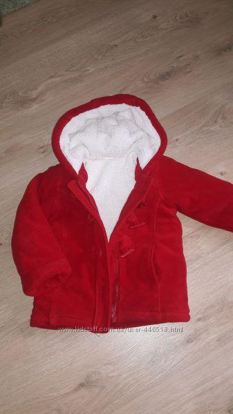 Куртка пальто mothercare