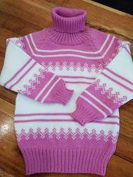 Замечательные свитера детские с горлышком