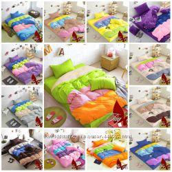 Комплекты постельного белья Color mix