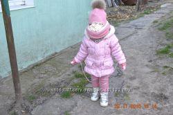 Тёплая курточка London Fog, размер 2Т