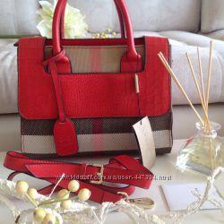 Брендовая сумочка Burberry