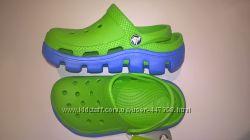 Детские crocs кроксы Duet