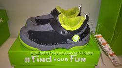 Детские ботинки Crocs Kids Dawson Slip-on оригинал