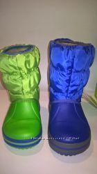 сапоги Crocs winter puff boot оригинал розпродаж