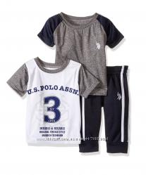 Комплект футболка и брюки U. s. polo assn
