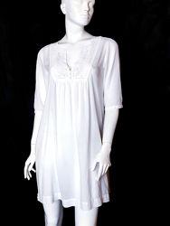 Роскошное батистовое платье Zara, S