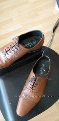 Кожаные туфли Next 43 размера