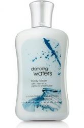 Лосьон для тела bath & body works dancing waters