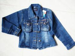 Куртка рубашка жакет джинсовый