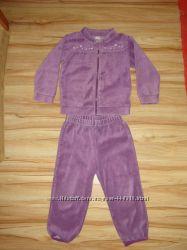 Спортивный костюм на девочку 2 года