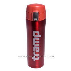 Термос - кружка Tramp 0, 45 л красный металлик TRC-107-red