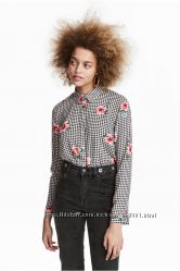 Суперские рубашечки H&M двух видов