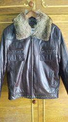 Куртка натуральная кожа 46 размер