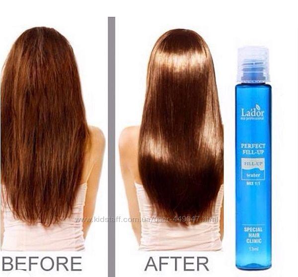 Филлер для восстановления структуры волос Perfect Hair Filler Lador 13мл