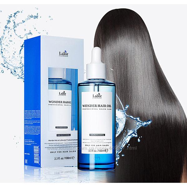Масло для восстановления волос и ухода за кожей головы Lador Wonder Hair