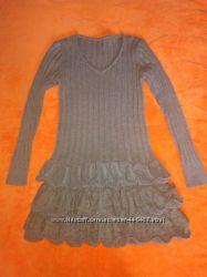 Платье и курточка