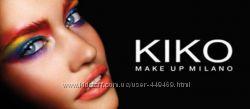 Kiko Milano - заказ профессиональной косметики